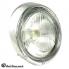 Headlight with rim 68-79