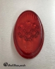 Snowflake rear light lense beetle 1955-60