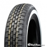 Tyre 155x15 with white wall