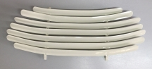 Rear window blinds for Oval beetle 1953-57